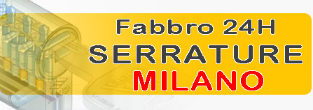 Serrature Milano